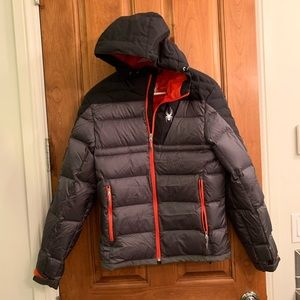 Small Spyder Ski Jacket